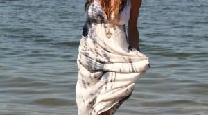 Kim xo Summer White Dress