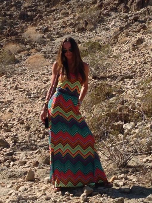 Kim Xo Coachella Day 2