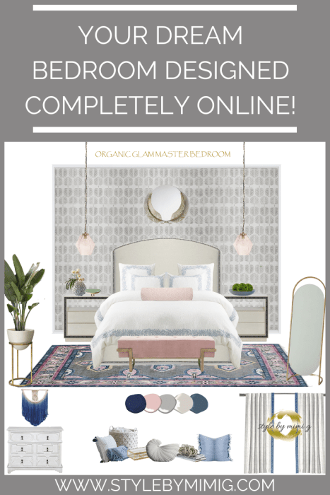 Interior Decorator and E-Designer, Style by Mimi G, creates intriguing interiors for busy professionals. Services available nationwide through e-design service. FREE E-BOOK GUIDE INCLUDED!