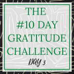 DAY 3 OF THE #10DAYGRATITUDE - by Style by Mimi G, interior decorator and e-designer, servicing NY and NJ