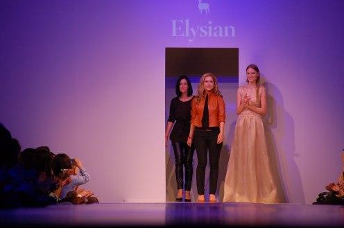 Az Elysian tervezői: Bódis Boglárka és Gajer Emese / Designers of Elysian: Boglarka Bodis and Emese Gajer