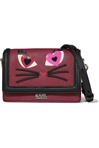 Karllagerfeld crazy cat stylecabin bag