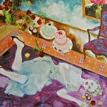 ARTmonday: Elisa Johns Bouts of Excess
