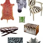 Get the Look: Zebra Pieces