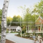 Escapes: Hidden Pond, Maine