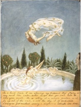 Flying Dream (Water Ballet)