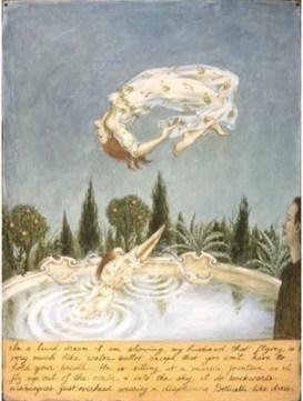 Flying Dream (Water Ballet)