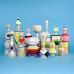 Covet: Japanese Kokeshi Dolls Reimagined with Modern Flair