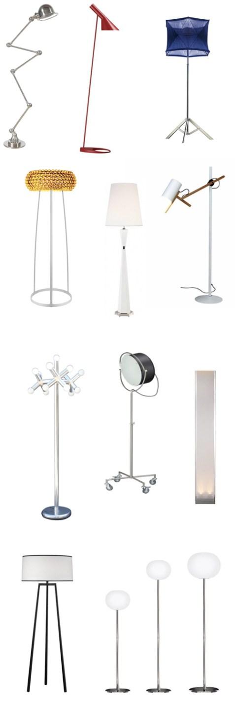 Get The Look 51 Floor Lamps Stylecarrot