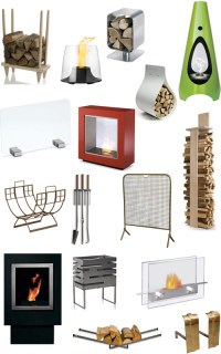 Get the Look: 47 Modern Fireplaces and Fireplace ...
