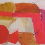 ARTmonday: Sally King Benedict Abstact Paintings