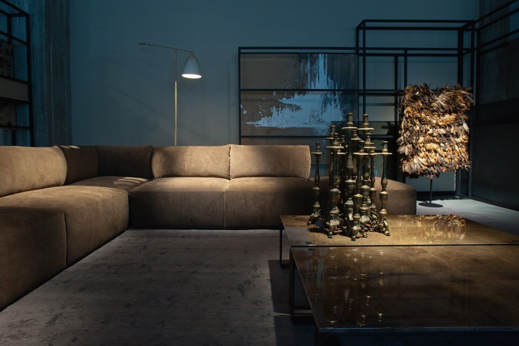 Just in fashion designers debut home collections in milan for Home designers collection