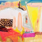 ARTmonday: Diana Delgado Colorful Abstract Paintings