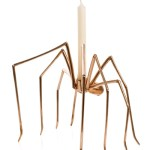 Covet:  Spider Candleholder by Stuart Richards