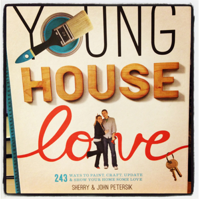 YOUNG HOUSE LOVE BLOG BOOK