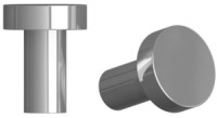 Brushed Nickel Knobs Modern Ikea