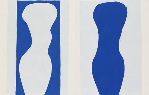 Henri-Matisse-Formes-1947