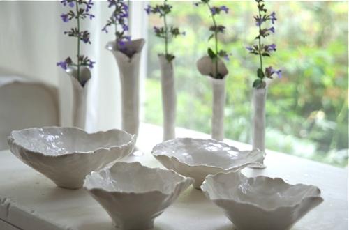 Snowbound Pottery Anna Kasabian Vases Bowls