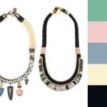Color Palettes: Lizzie Fortunato Jewelry