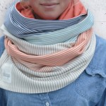 Just In: Loop Scarves by Taylor Perkins