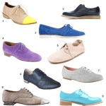 Get the Look: 25 Oxford Shoes