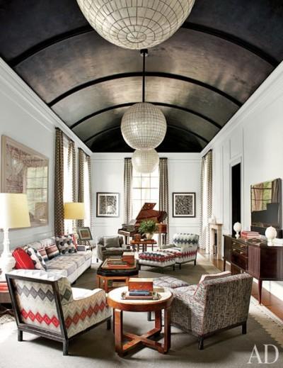 Steven Gambrel Living Room Global