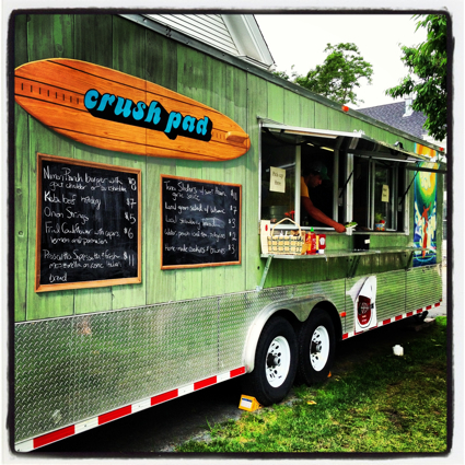 Cape Cod Food Truck Winery