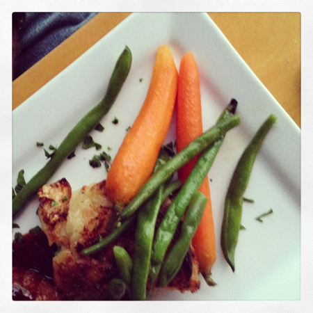 baby-carrots-haricots-verts