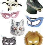 Get the Look: Crafty Masks
