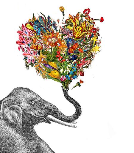 happy-elephant-zlatka-paneva