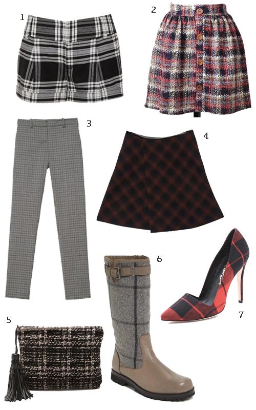 plaid-shorts-mini-skirts-1