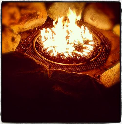 stowe-mtn-resort-fire-pit