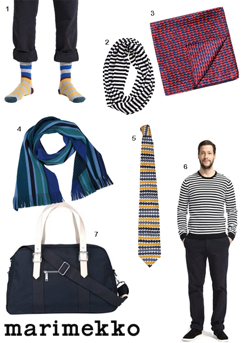 Marimekko Clothing & Accessories For Men