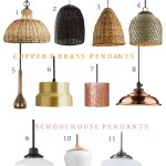 Get the Look: 48 Pendant Lights Perfect for Hallways