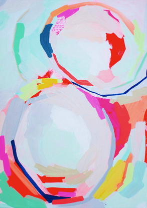 Britt Bass Abstract Artwork