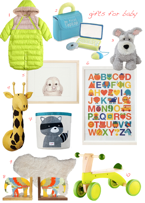 putting me together gift guide