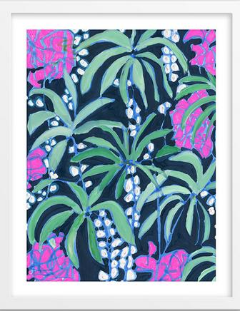 Lulu DK Floral Print