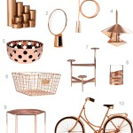 Get the Look: 40 Modern Copper Home Accessories