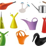 Get the Look: Modern Watering Cans