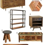 Get the Look: Reclaimed Wood Bedroom Furniture