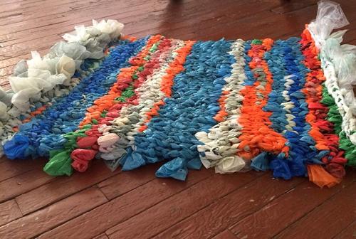 Textile Weaving Carole Daynard SMFA Sale