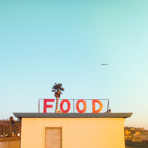 society6-food-sign-photo