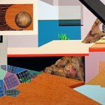ARTmonday: Lindsey Kocur's Colorful Architectural Paintings