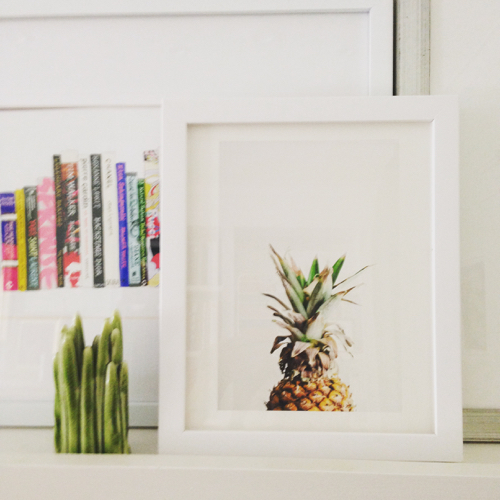 Pineapple Photo By Joni Tyrell Minted x West Elm