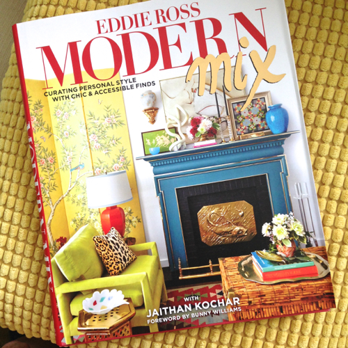 Eddie Ross Modern Mix Interior Design Book