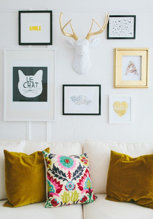 animal-head-picture-wall-everygirl