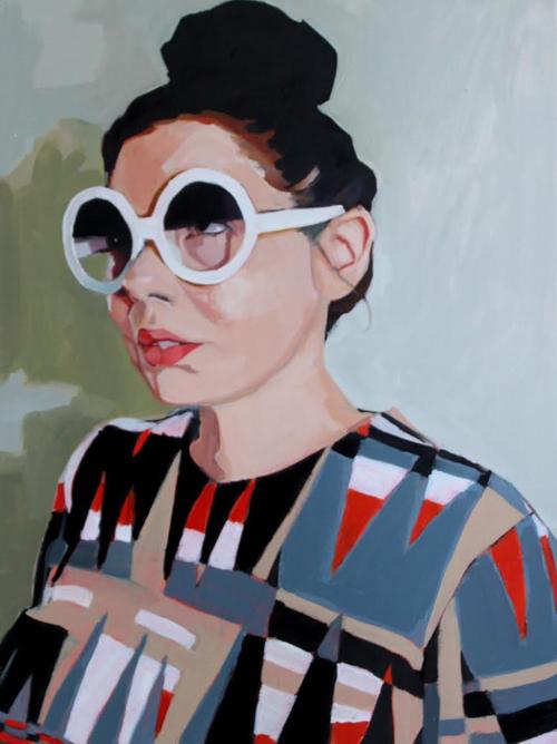 Portrait By Erin Fitzpatrick Jealous Curator