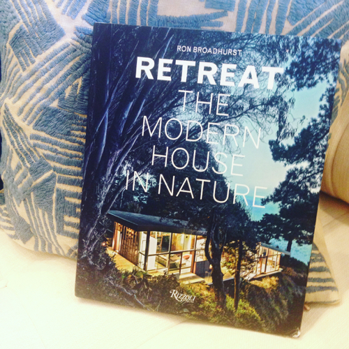 Best Design Books 2015 Retreat The Modern House In Nature