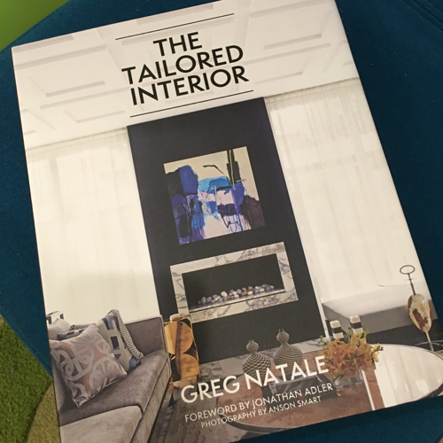 Best Design Books 2015 Greg Natale The Tailored Interior