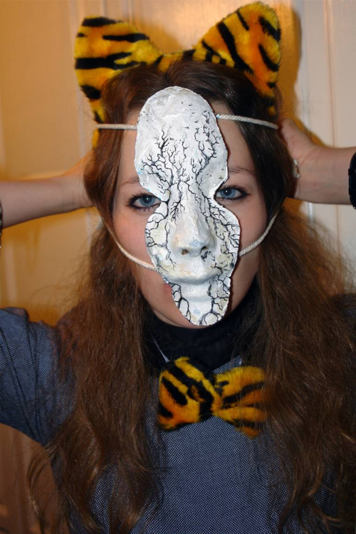 Masquerade Ball Portrait Photography